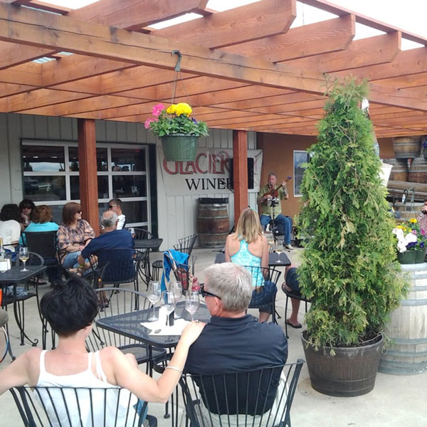 Glacier Sun Winery - Music Events and More in the Flathead Valey